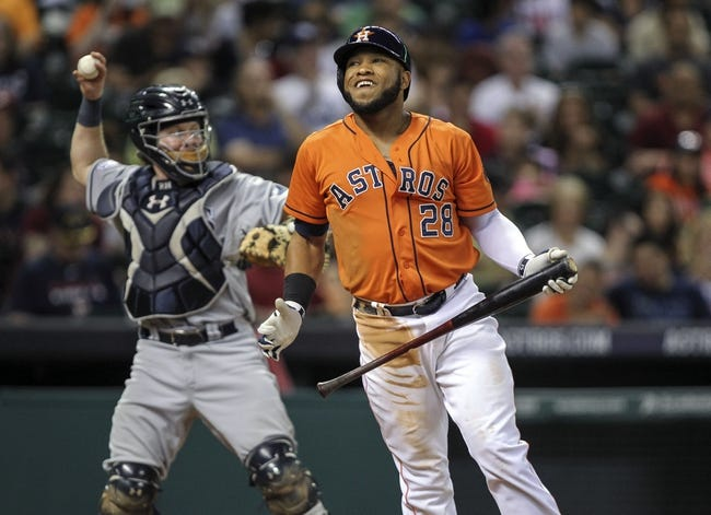 Houston Astros vs. Tampa Bay Rays MLB Pick, Odds, Prediction - 6/14/14