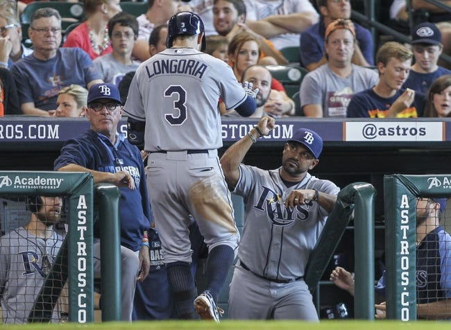 Tampa Bay Rays vs. Houston Astros MLB Pick, Odds, Prediction - 6/19/14