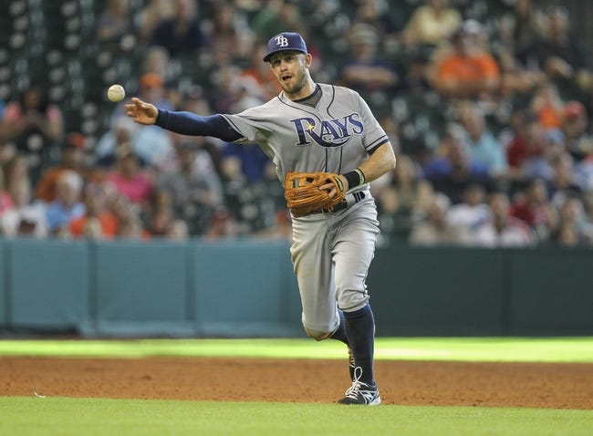 Houston Astros vs. Tampa Bay Rays Pick-Odds-Prediction - 6/15/14