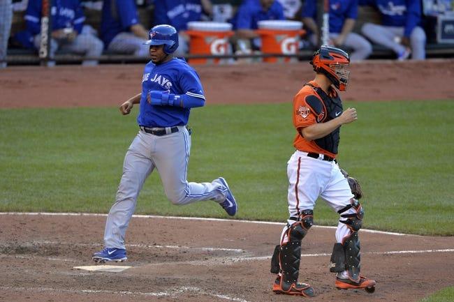 Baltimore Orioles vs. Toronto Blue Jays Pick-Odds-Prediction - 6/15/14