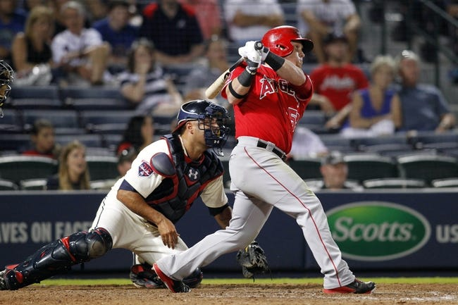 Atlanta Braves vs. Los Angeles Angels MLB Pick, Odds, Prediction 6/15/14