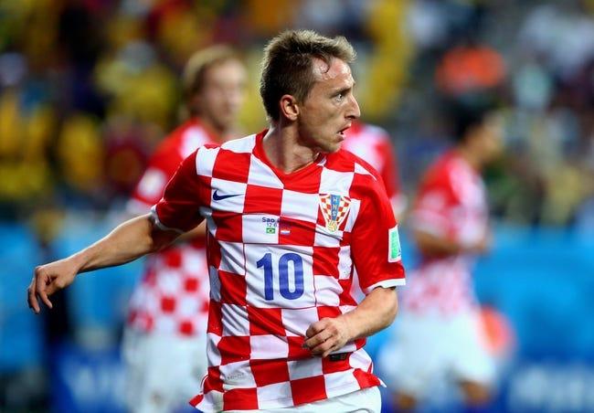2014 FIFA World Cup: Croatia vs Mexico Pick, Odds, Prediction - 6/23/14
