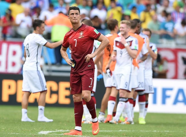 Portugal vs USA 06/22/2014 Free FIFA World Cup Soccer Group G Pick and Preview