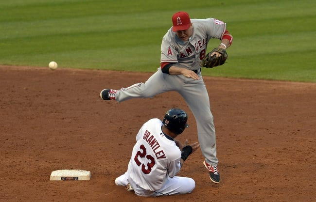 Cleveland Indians vs. Los Angeles Angels Pick-Odds-Prediction - 6/17/14
