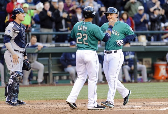 San Diego Padres vs. Seattle Mariners Pick-Odds-Prediction - 6/18/14