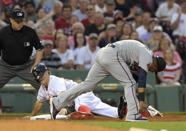 Boston Red Sox vs. Minnesota Twins Pick, Odds, Prediction 6/18/14