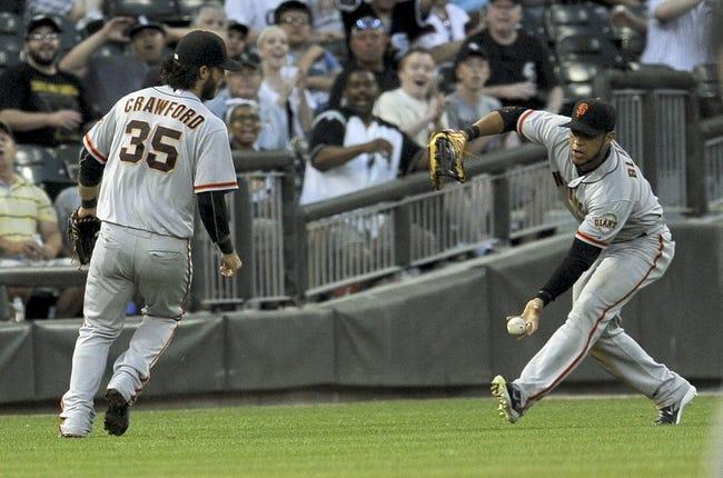 Chicago White Sox vs. San Francisco Giants Pick-Odds-Prediction - 6/18/14