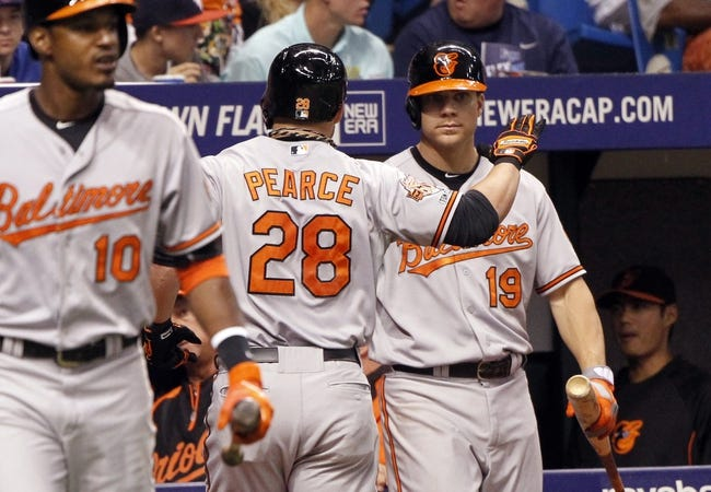 Tampa Bay Rays vs. Baltimore Orioles MLB Pick, Odds, Prediction - 6/18/14