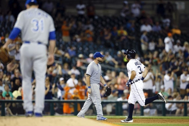 Detroit Tigers vs. Kansas City Royals Pick-Odds-Prediction - 6/18/14