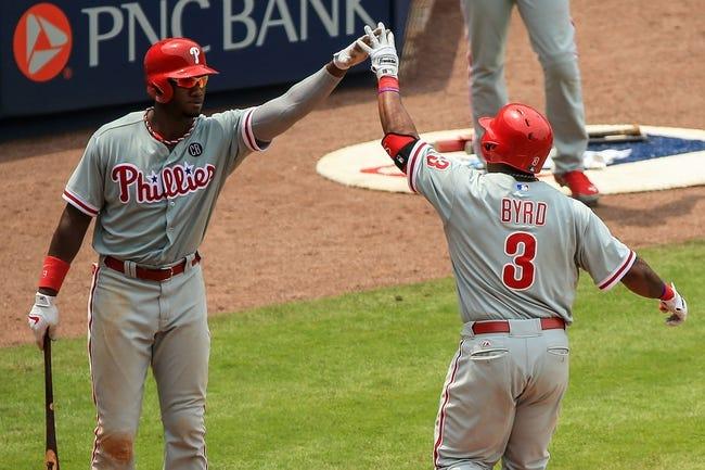 Philadelphia Phillies vs. Atlanta Braves Pick-Odds-Prediction - 6/28/14 Game Two