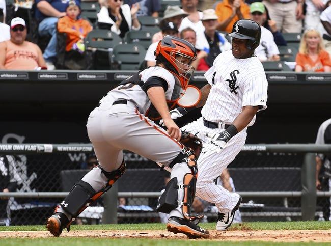 Chicago White Sox at San Francisco Giants MLB Pick, Odds, Prediction - 8/12/14