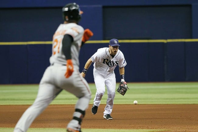 Baltimore Orioles vs. Tampa Bay Rays Pick-Odds-Prediction - 6/27/14 Game One
