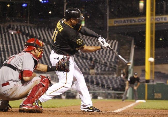 Pittsburgh Pirates vs. Cincinnati Reds MLB Pick, Odds, Prediction 6/19/14
