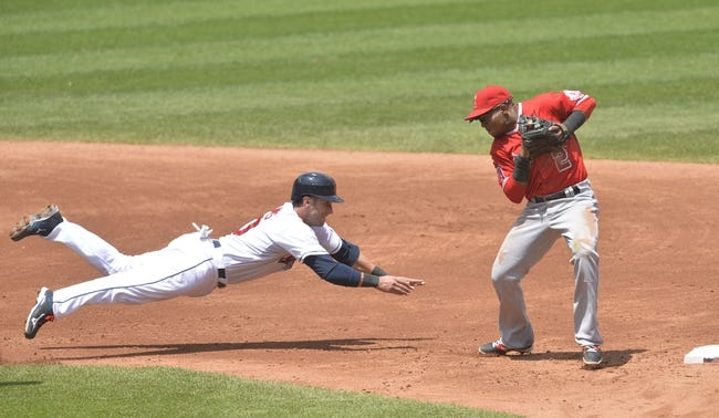 Los Angeles Angels vs. Cleveland Indians - 8/3/15 MLB Pick, Odds, and Prediction