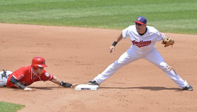 Cleveland Indians vs. Los Angeles Angels MLB Pick, Odds, Prediction - 9/8/14