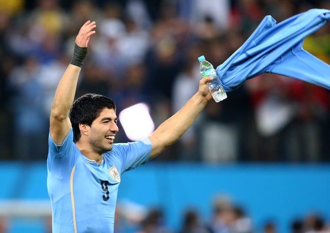2014 FIFA World Cup: Italy vs Uruguay Pick, Odds, Prediction - 6/24/14