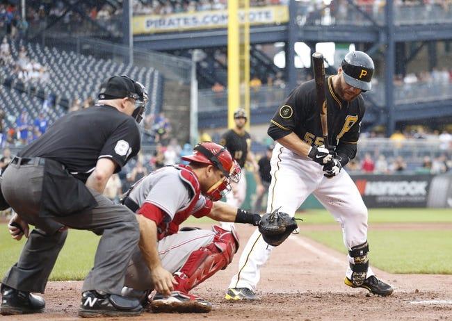 Cincinnati Reds vs. Pittsburgh Pirates MLB Pick, Odds, Prediction - 7/11/14