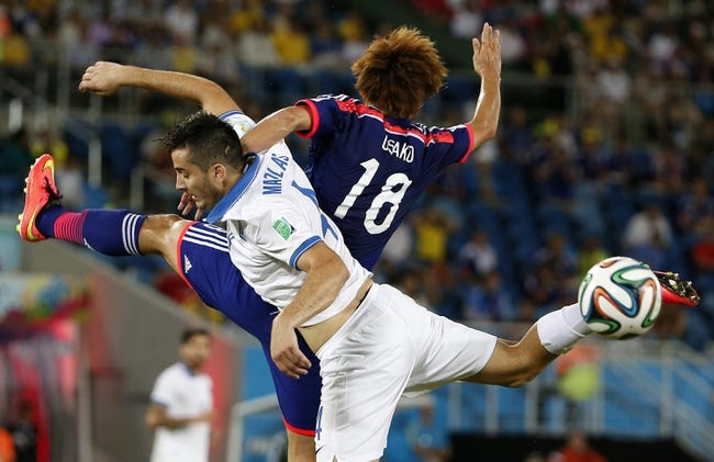 2014 FIFA World Cup: Japan vs Colombia Pick, Odds, Prediction - 6/24/14
