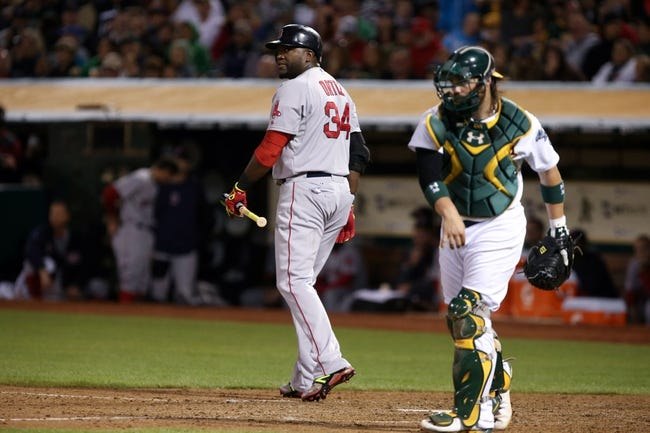 Oakland Athletics vs. Boston Red Sox MLB Pick, Odds, Prediction 6/20/14