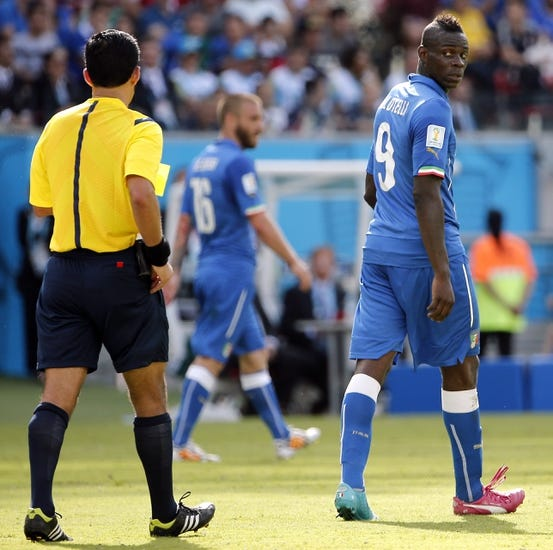 2014 FIFA World Cup: Uruguay vs. Italy Pick, Odds, Prediction - 6/24/14