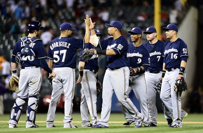 Colorado Rockies vs. Milwaukee Brewers MLB Pick, Odds, Prediction - 6/22/14