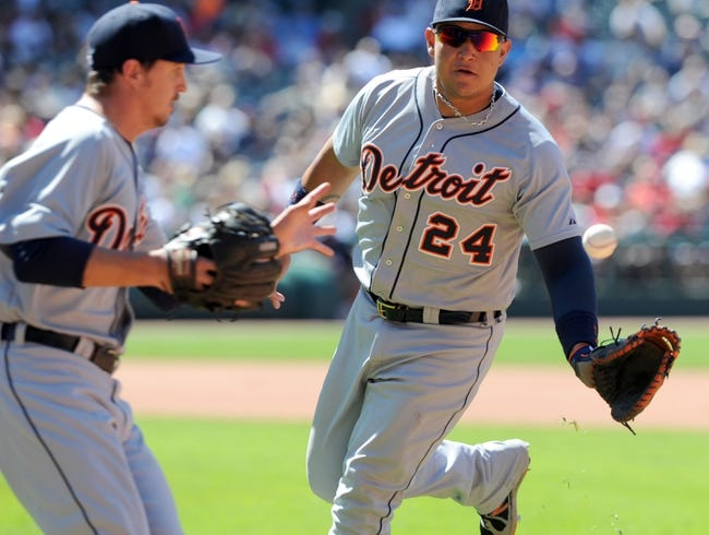 Detroit Tigers vs. Cleveland Indians MLB Pick, Odds, Prediction 7/18/14