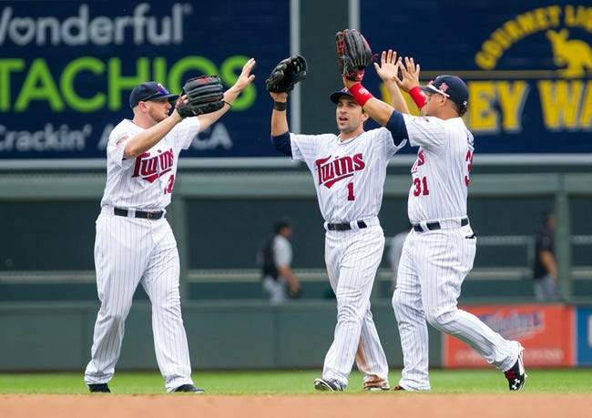 Minnesota Twins vs. Chicago White Sox MLB Pick, Odds, Prediction - 7/24/14