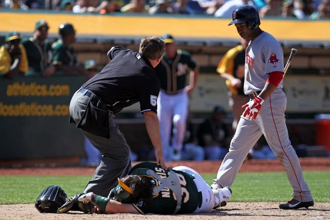 Athletics vs. Red Sox - 5/11/15 MLB Pick, Odds, and Prediction