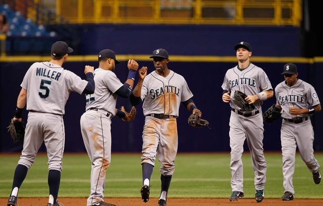Rays vs. Mariners - 5/25/15 MLB Pick, Odds, and Prediction