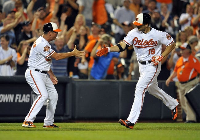 Baltimore Orioles vs. Chicago White Sox Pick-Odds-Prediction - 6/24/14