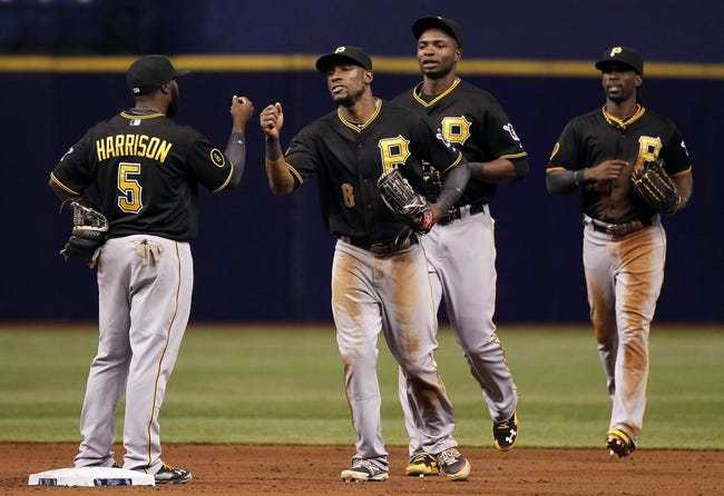 Tampa Bay Rays vs. Pittsburgh Pirates MLB Pick, Odds, Prediction - 6/25/14