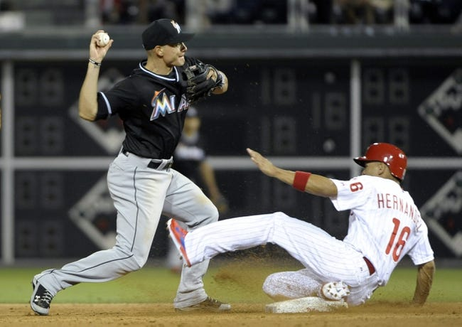 Philadelphia Phillies vs. Miami Marlins MLB Pick, Odds, Prediction 6/24/14