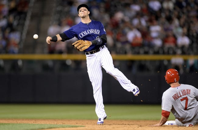 Colorado Rockies vs. St. Louis Cardinals MLB Pick, Odds, Prediction - 6/25/14