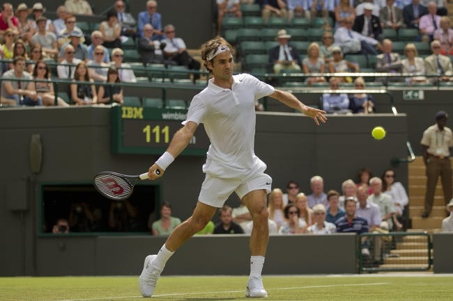 Tommy Robredo vs. Roger Federer 2014 Wimbledon Pick, Odds, Prediction