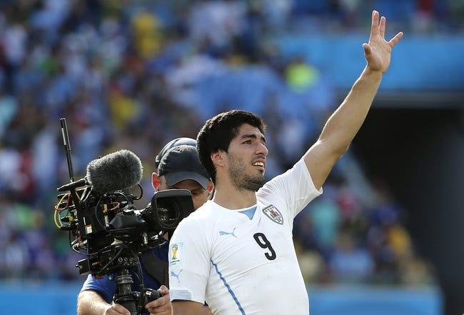 Soccer | Colombia (3-0) vs. Uruguay (2-1)