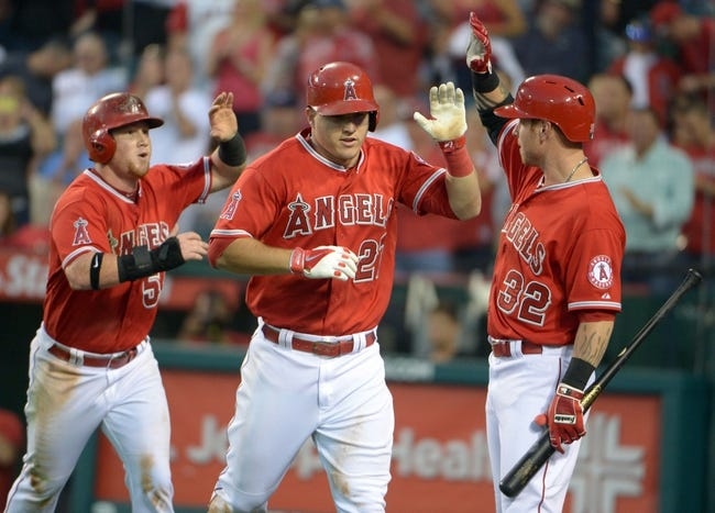 Los Angeles Angels vs. Minnesota Twins MLB Pick, Odds, Predciton 6/25/14