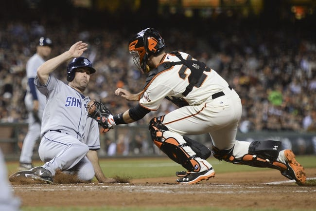 San Francisco Giants vs. San Diego Padres MLB Pick, Odds, Prediction 6/25/14