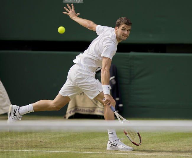 Novak Djokovic vs. Grigor Dimitrov 2014 Wimbledon Pick, Odds, Prediction