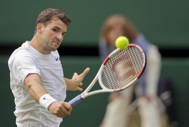 Grigor Dimitrov vs. Andy Murray 2014 Wimbledon Pick, Odds, Prediction