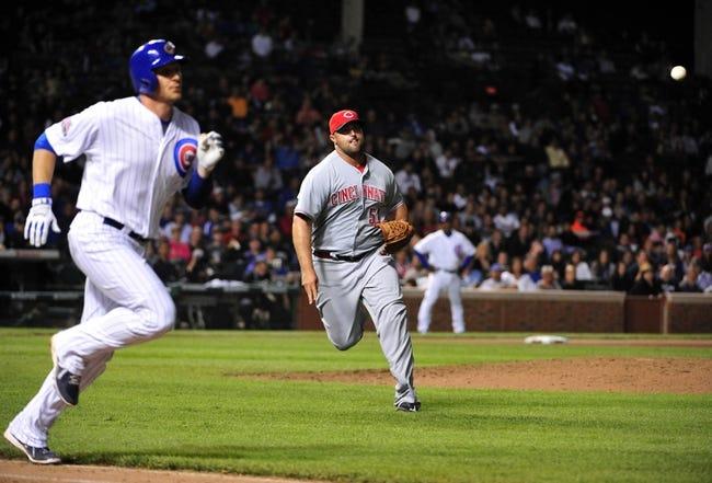 Cincinnati Reds vs. Chicago Cubs MLB Pick-Odds-Prediction - 7/7/14