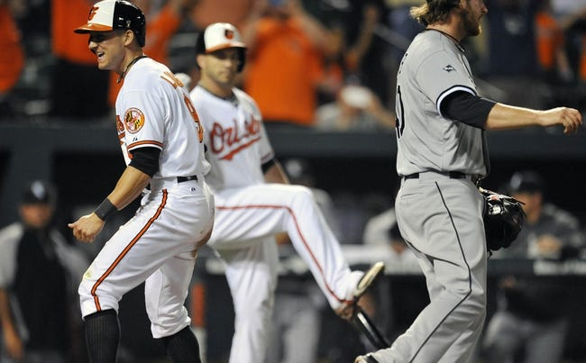 Chicago White Sox vs. Baltimore Orioles MLB Pick, Odds, Prediction - 8/18/14