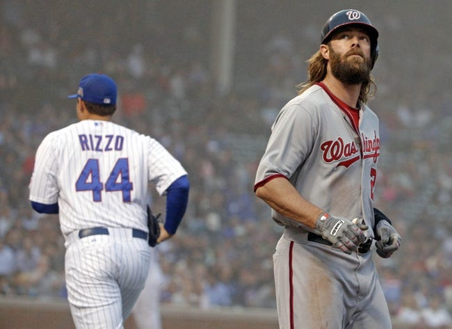 Chicago Cubs vs. Washington Nationals MLB Pick, Odds, Prediction 6/27/14