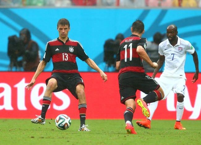2014 FIFA World Cup: Germany vs Brazil Pick, Odds, Prediction - 7/8/14