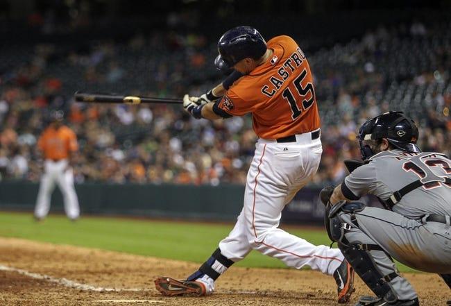 Houston Astros vs. Detroit Tigers Pick-Odds-Prediction - 6/29/14