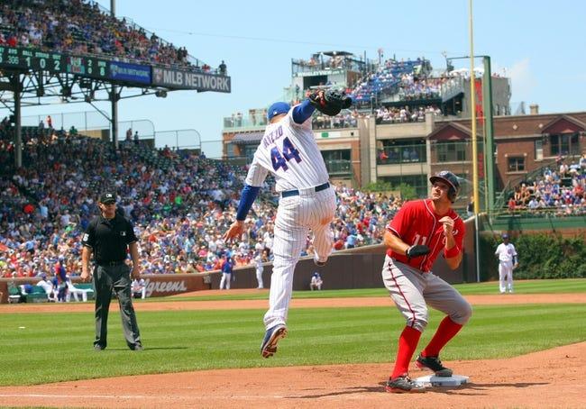 Washington Nationals vs. Chicago Cubs MLB Pick, Odds, Prediction 7/4/14