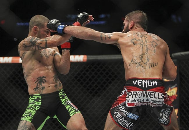 Cub Swanson vs. Hacran Dias UFC Pick, Preview, Odds, Prediction - 4/16/16