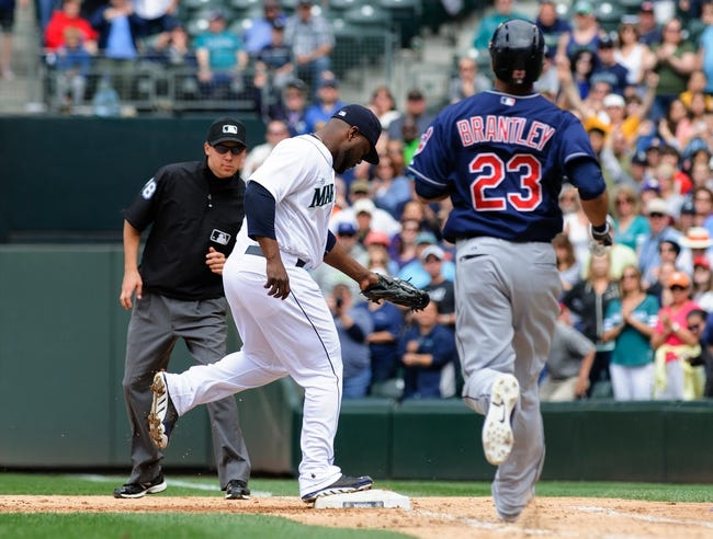 Cleveland Indians vs. Seattle Mariners Pick-Odds-Prediction - 7/29/14