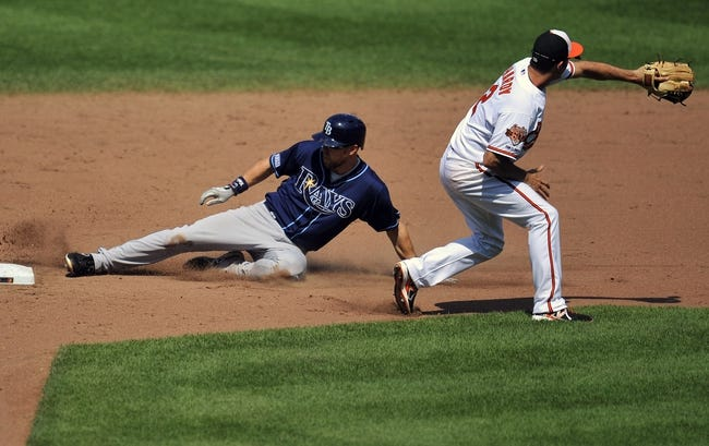 Baltimore Orioles vs. Tampa Bay Rays Pick-Odds-Prediction - 8/25/14