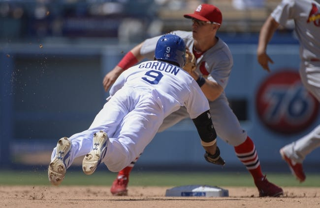 Los Angeles Dodgers at St. Louis Cardinals MLB Pick, Odds, Prediction 7/18/14
