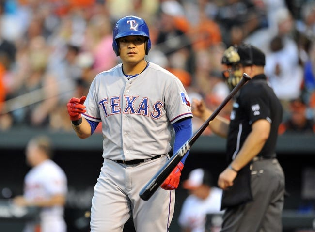 Baltimore Orioles vs. Texas Rangers MLB Pick, Odds, Prediction - 7/1/14